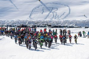 racers of fat bike worlds